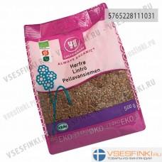 Семена льна органические Urtekram 500 гр