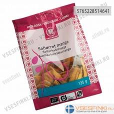 Манго органическое Urtekram 135 гр