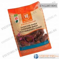 Финики органические Urtekram 250 гр