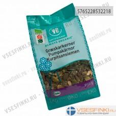 Семена тыквы органические Urtekram 250 гр