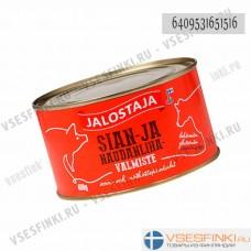 Тушенка Jalostaja свинина и говядина 400гр