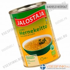 Гороховый суп Jalostaja органический 435 гр