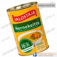 Гороховый суп Jalostaja мясистый 435 гр