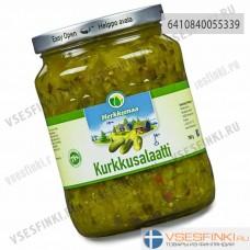 Огуречный салат Herkkumaa 700 гр