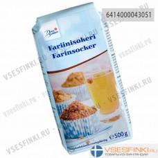 Сахар тростниковый DanSukker 500 гр