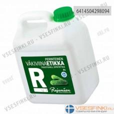 Уксус спиртовой Rajamаen 3 л