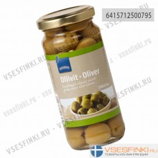 Зеленые оливки без косточки Rainbow 235/113гр