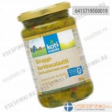 Горчично-огуречный салат Kotimaista 360 гр