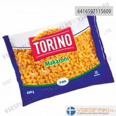 Макароны Torino makaroni рожки 400 гр