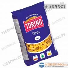 Макароны Torino Kaura пшенично-овсяные 500 гр