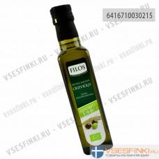 Оливковое масло Filos luomu extra virgin 250мл