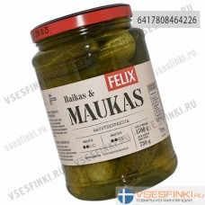 Огурцы Felix маринованные 1500/730 гр