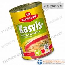 Гороховый суп Kymppi овощной 435 гр
