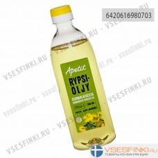 Рапсовое масло Apetit 500 мл