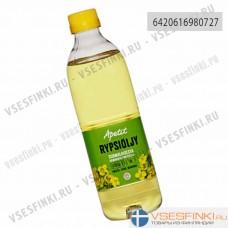 Рапсовое масло Apetit лимон и базилик 1л