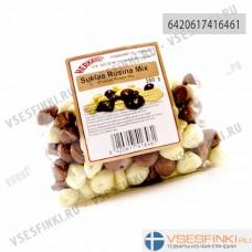 Изюм в молочном и белом шоколаде Herkkuset 350гр