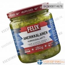 Огуречный салат Felix 280 гр