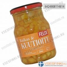 Маринованная тыква Felix 380/250 гр