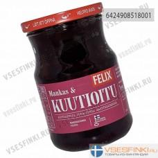 Свекла Felix маринованная кубиками 570/380 гр