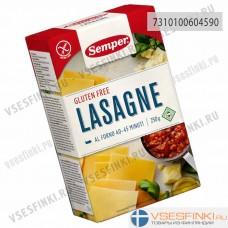 Листы для лазаньи Semper 250 гр
