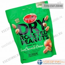 Арахис и лук Nutisal 200 гр