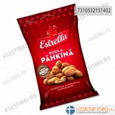 Арахис жареный соленый Estrella 175 гр