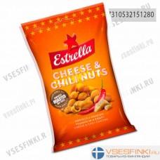 Арахис с сыром и чили Estrella 140гр