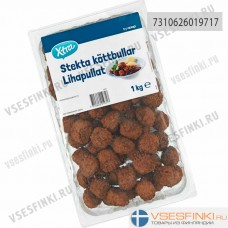 Фрикадельки X-tra мясные 1 кг