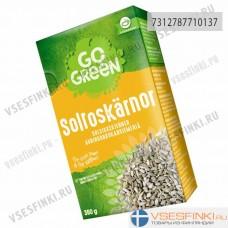 Семена подсолнечника очищенные GoGreen 350 гр