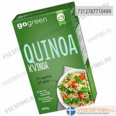 Пшено Quinoa GoGreen (лебеда) 400 гр