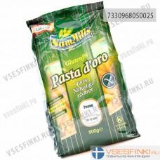Макароны SamMills Pasta D'oro пенне 500гр