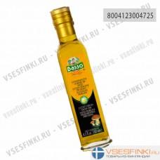Оливковое масло Basso Extra Vergin Olive Oil с белыми грибами 250мл