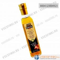 Оливковое масло Basso Extra Vergin Olive Oil с чесноком 250мл