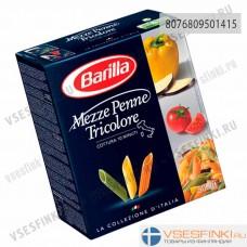 Макароны Barilla пенне разноцветные 500 гр