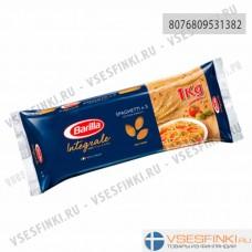 Макароны Barilla спагетти 1 кг Integrale