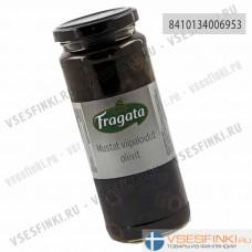 Оливки Fragata черные 330 гр
