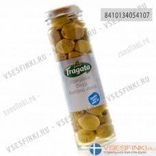 Оливки Fragata зелёные 142 гр
