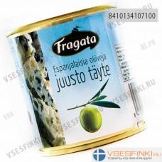 Оливки Fragata с сыром 200 гр