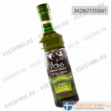 Оливковое масло Pons extra virgin 500мл
