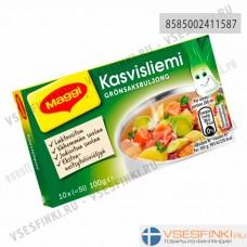 Maggi овощной бульон 100гр (10 кубиков)