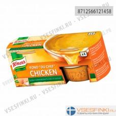 Knorr куриный бульон 112гр (4 желе капсул)