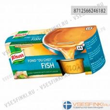 Knorr рыбный бульон 112гр (4 желе капсул)