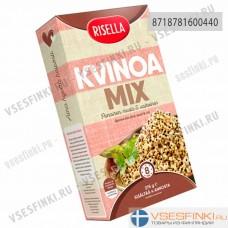 Пшено Risella Kvinoa Mix лебеда 275гр