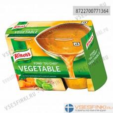 Knorr овощной бульон 224гр (8 желе капсул)