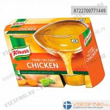 Knorr куриный бульон 224гр (8 желе капсул)