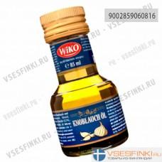 Оливковое масло Niko с чесноком 85мл