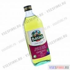 Масло BASSO из виноградных косточек 1 л