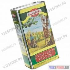 Оливковое масло SALVADORI EXTRA 3 л