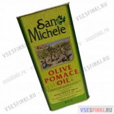 Оливковое масло SAN MICHELE POMACE 5 л