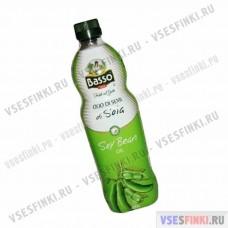 Соевое масло BASSO 1 л